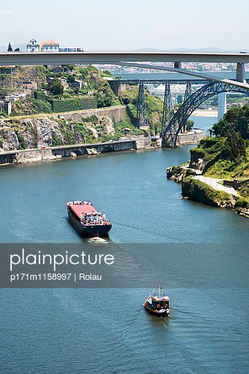 Brücken über den Douro - p171m1158997 von Rolau