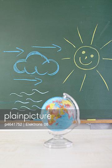 Still life in classroom