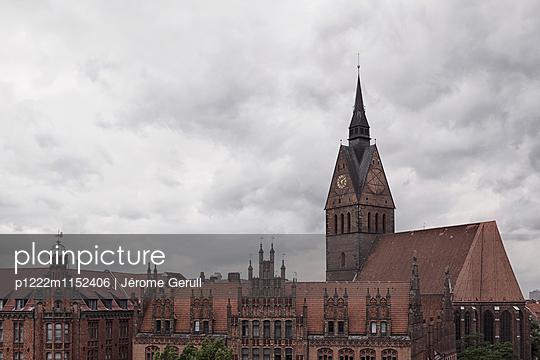 Marktkirche und Altes Rathaus  - p1222m1152406 von Jérome Gerull