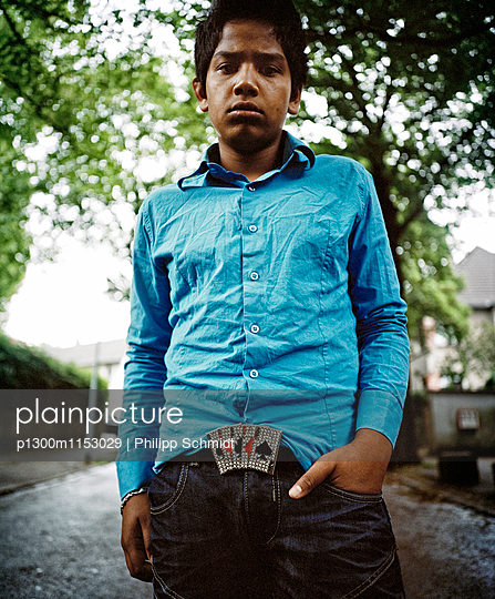 Portrait - p1300m1153029 von Philipp Schmidt