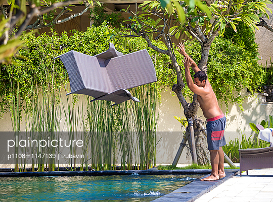 Urlaub auf Bali - p1108m1147139 von trubavin