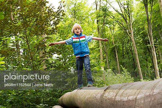 Kindheit - p608m1162544 von Jens Nieth