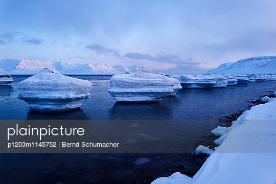 Spitzbergen - p1203m1145752 von Bernd Schumacher