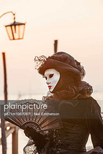 Venice Carnival, Venice, Veneto, Italy, Europe