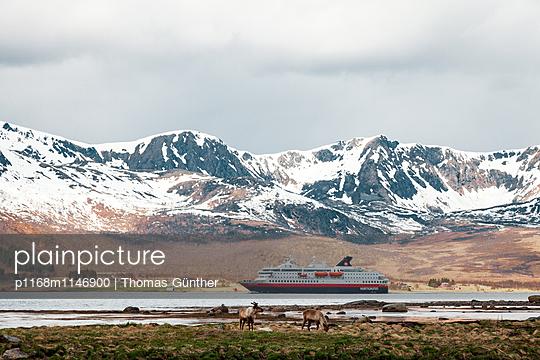 Postschiff - p1168m1146900 von Thomas Günther