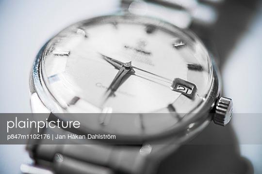 Close-up Of Wrist Watch; Vintage