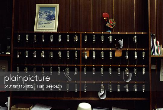 Hotellobby - p1318m1154892 von Tom Seelbach