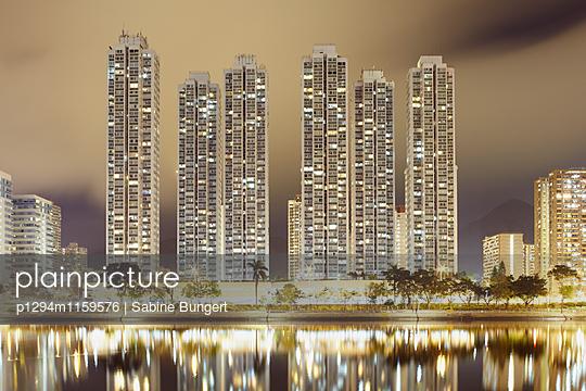 Hongkong - p1294m1159576 von Sabine Bungert