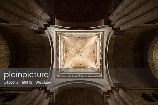 Deckengewölbe - p1208m1159415 von Wisckow