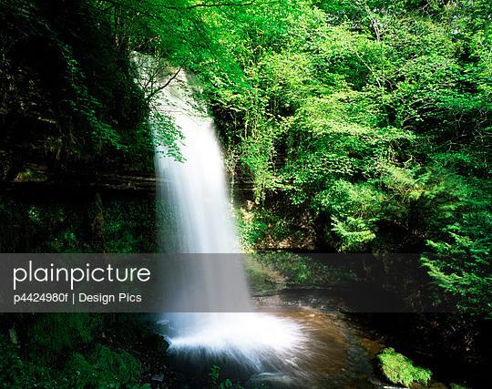 Glencar Waterfall, Co. Antrim, Ireland