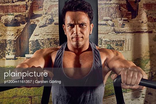 Bodybuilding - p1200m1161357 von Carsten Görling