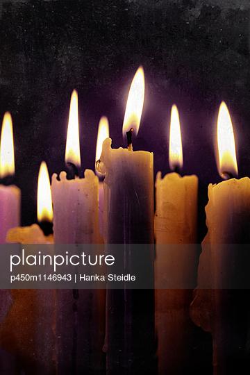 Kerzenlicht  - p450m1146943 von Hanka Steidle