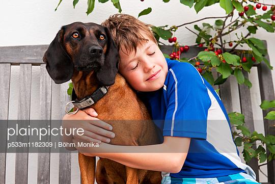 Sehr gute Freunde - p533m1182309 von Böhm Monika