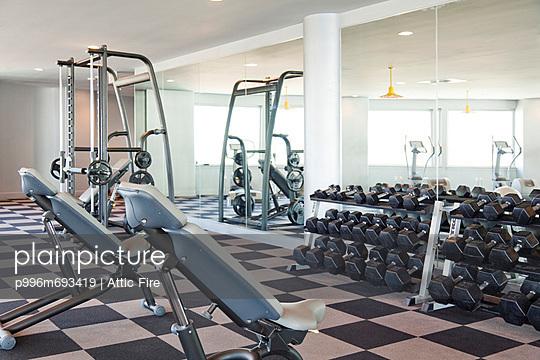 Workout Room, Galveston Tx