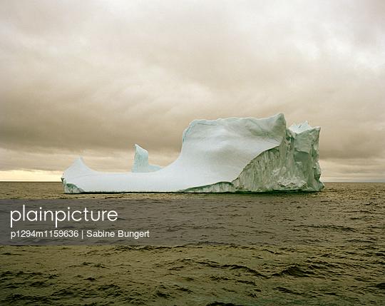 Eisberg - p1294m1159636 von Sabine Bungert
