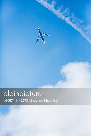 Flug über Oxford - p1057m1146273 von Stephen Shepherd