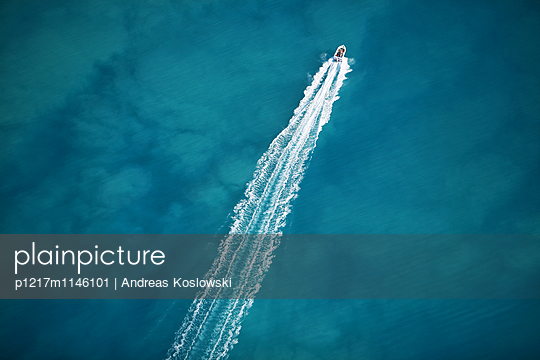 Bootsfahrt, Airlie Beach, Australien - p1217m1146101 von Andreas Koslowski