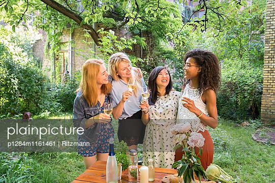 BBQ-Party - p1284m1161461 von Ritzmann