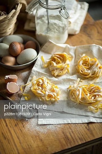 italian pasta preparation
