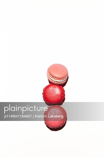 Macarons - p1145m1154421 von Kerstin Lakeberg
