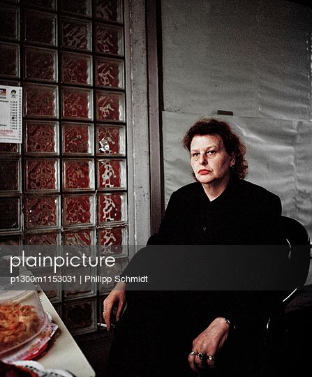 Portrait - p1300m1153031 von Philipp Schmidt