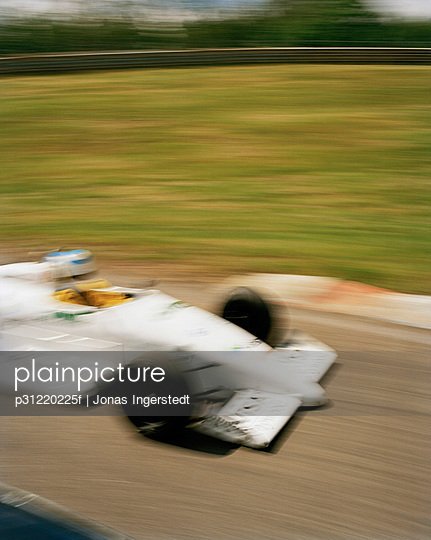 A racing car Astorp Sweden.