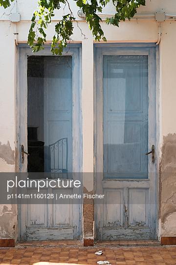 Doppeltür - p1141m1160128 von Annette Fischer