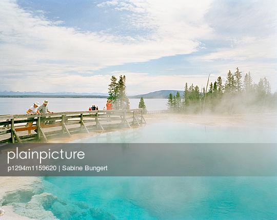 Yellowstone National Park - p1294m1159620 von Sabine Bungert