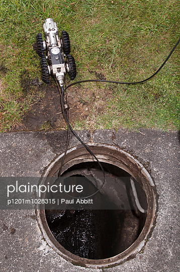 drain inspection technology