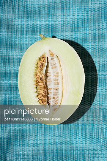 Honigmelone - p1149m1146836 von Yvonne Röder