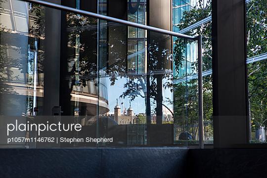 Tower von London - p1057m1146762 von Stephen Shepherd