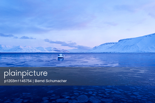 Spitzbergen - p1203m1145754 von Bernd Schumacher