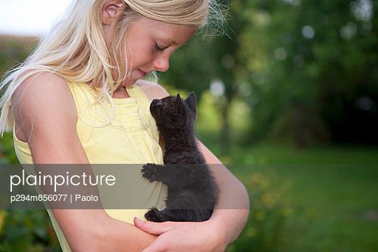 Love of animals