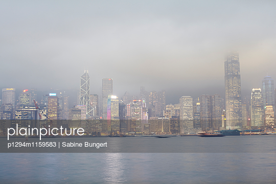 Hongkong - p1294m1159583 von Sabine Bungert