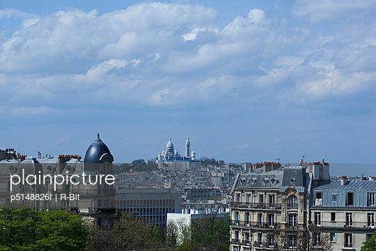 Cityscape Architecture Basilique Du Sacre Coeur