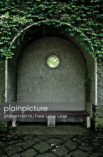Sitzbank - p1221m1150119 von Frank Lothar Lange
