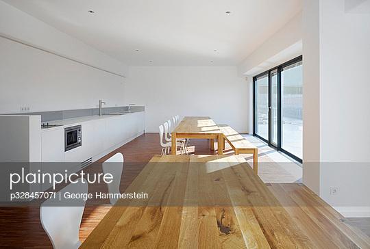 Simple office breakroom
