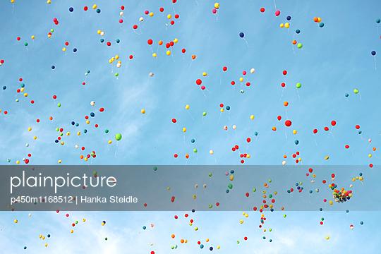 Luftballons    - p450m1168512 von Hanka Steidle