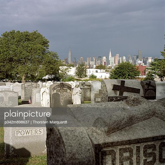 Catholic graveyard