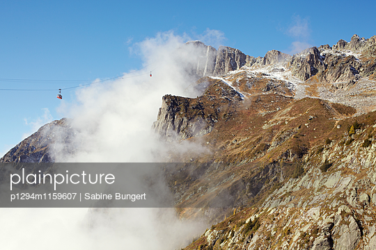 Berg - p1294m1159607 von Sabine Bungert