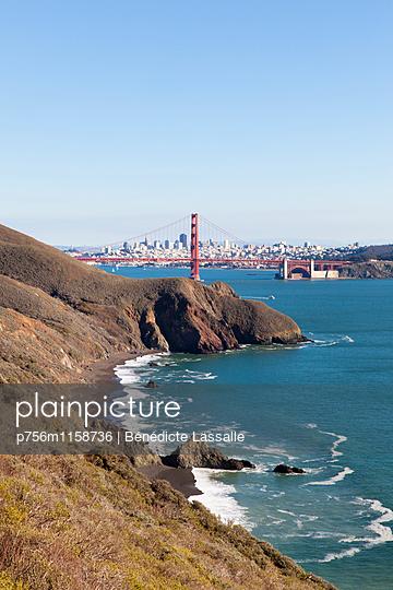 San Francisco - p756m1158736 von Bénédicte Lassalle