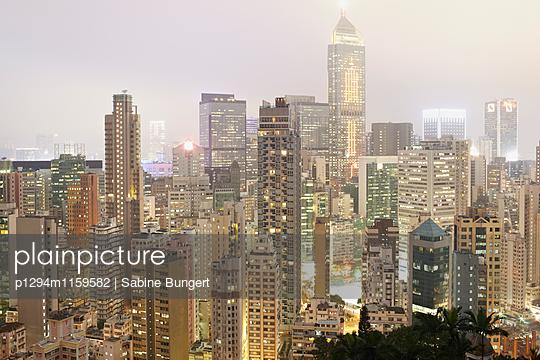 Hongkong - p1294m1159582 von Sabine Bungert