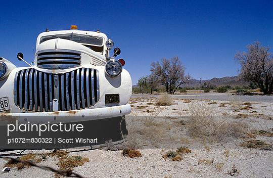 Vintage Tow Truck - Hope, La Paz County, Arizona