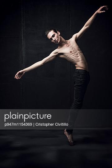 Tänzer - p947m1154369 von Cristopher Civitillo