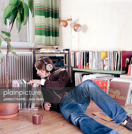 Schallplatten - p608m1164895 von Jens Nieth