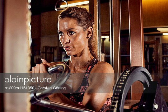 Bodybuilding - p1200m1161350 von Carsten Görling