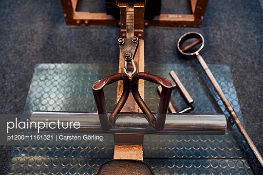 Bodybuiling-Studio - p1200m1161321 von Carsten Görling