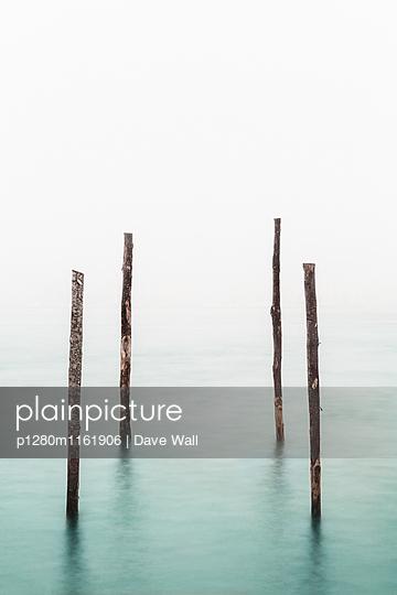 Venedig abstrakt - p1280m1161906 von Dave Wall