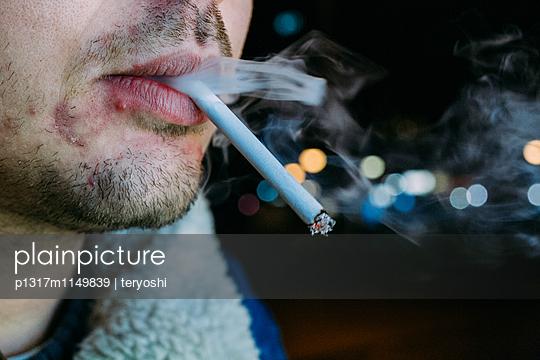 Rauchen ist sexy - p1317m1149839 von teryoshi