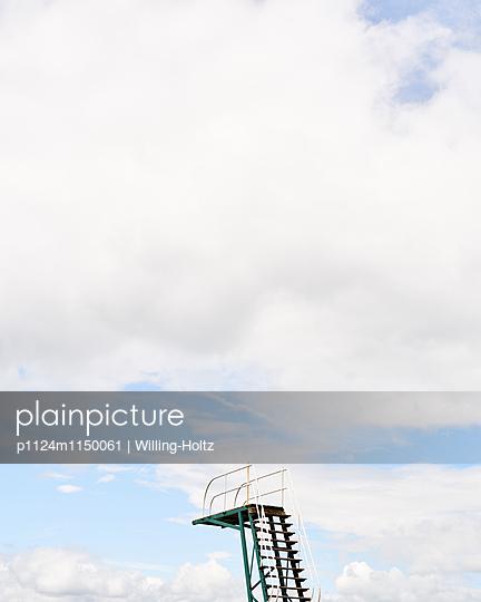 Sprungturm - p1124m1150061 von Willing-Holtz